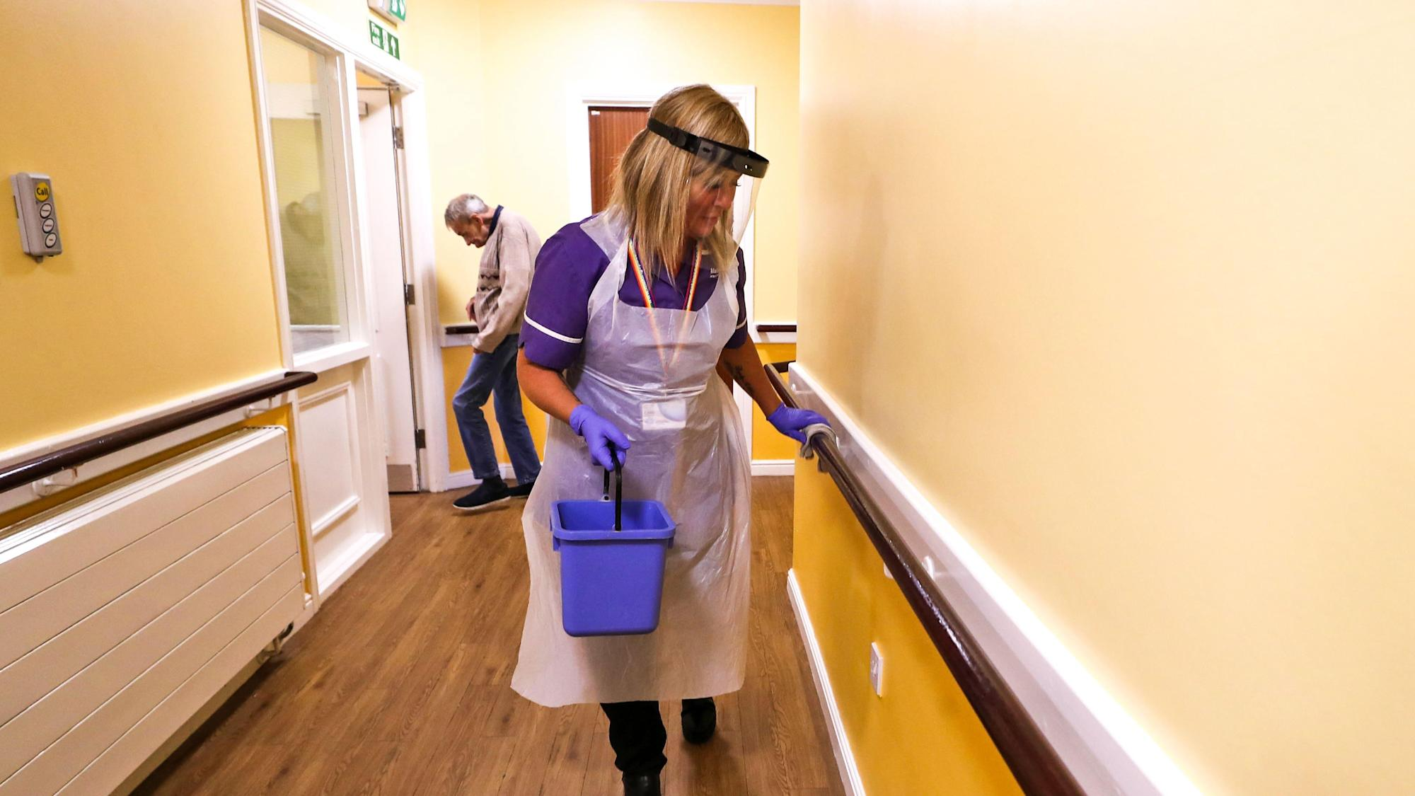 Social care workers underpaid by thousands of pounds a year – charity