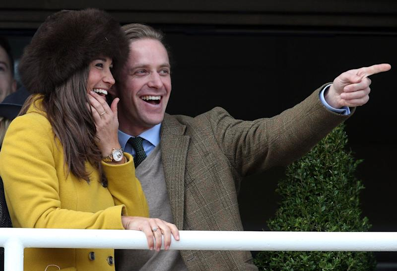 Thomas Kingston is rumoured to have dated Pippa Middleton [Photo: Getty]