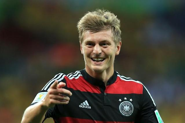 Real Madrid seal €30 million Toni Kroos transfer from Bayern Munich