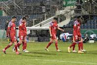 Bayern Munich were knocked out on penalties by second-division Kiel in the German Cup in midweek