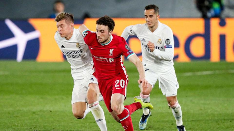 Real Madrid v Liverpool - UEFA Champions League   Soccrates Images/Getty Images