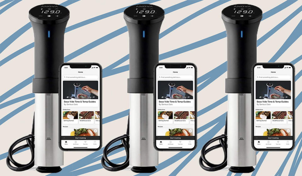 It's like having a little chef cooking your food for you. (Photo: Amazon)