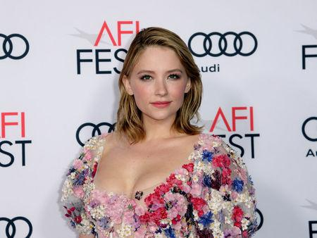 """Cast member Haley Bennett arrives at the premiere of """"Rules Don't Apply"""" during the opening night of AFI FEST 2016 in Hollywood, California, U.S. November 10, 2016.  REUTERS/Kevork Djansezian"""