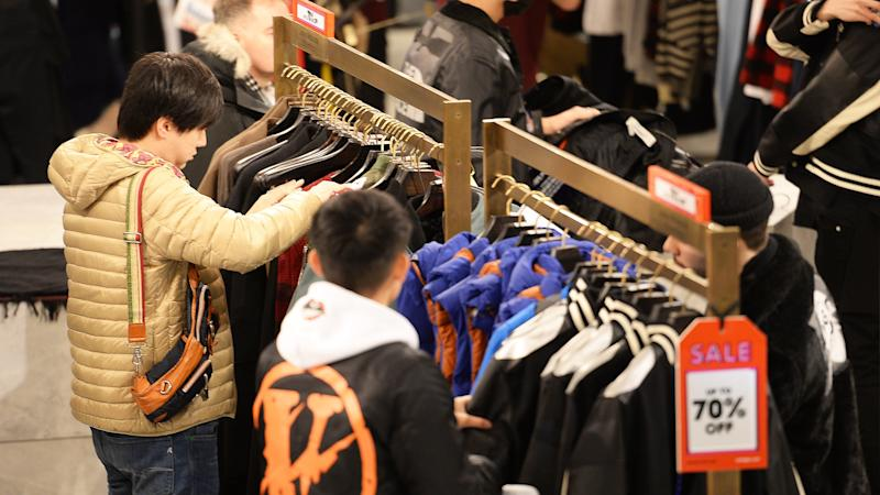 More than quarter of Britons hate clothes shopping in stores – poll