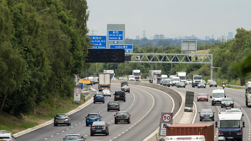<p>Reports suggest a plan to sell the naming rights to motorways is being drawn up – similar to sports stadiums</p>