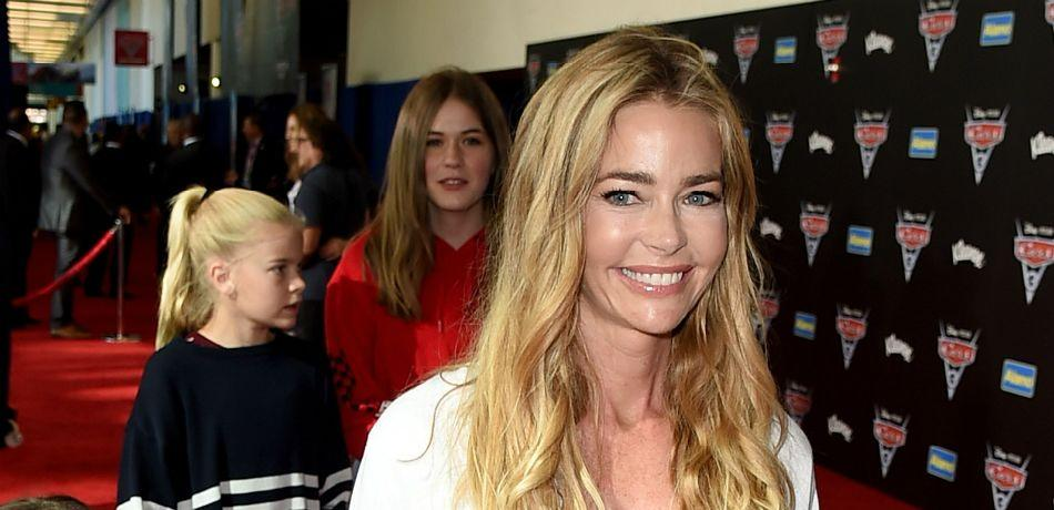 Denise Richards Marries Nicollette Sheridan's Ex, Aaron Phypers, Two Weeks After His Divorce
