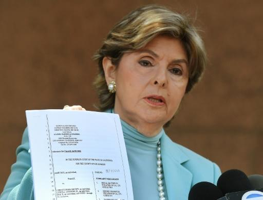 """Attorney Gloria Allred described her client's case as """"one of the most horrific cases involving alleged sexual assault that I have ever seen"""""""
