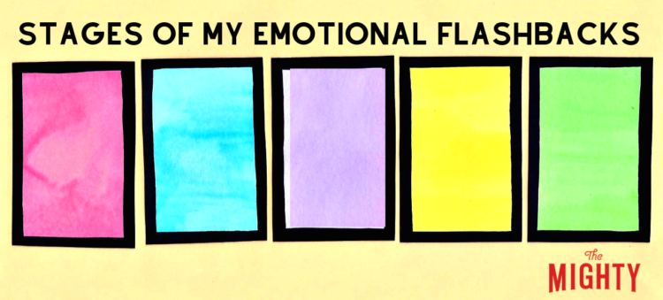 5 Stages of an Emotional Flashback