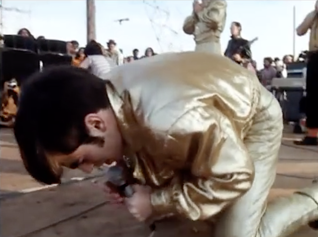 When Sha Na Na opened for Hendrix at Woodstock: '[Hippies] thought