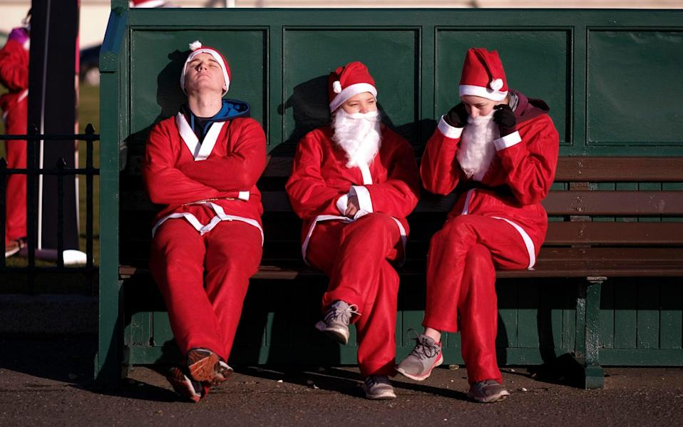 Picnic for St Nick? Sage expert says a 'normal' Christmas is 'wishful thinking' - Christopher Pledger