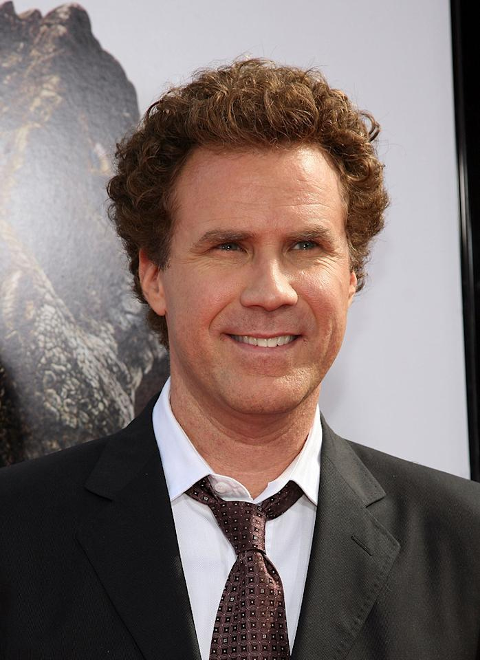 """<a href=""""http://movies.yahoo.com/movie/contributor/1800019430"""">Will Ferrell</a> at the Los Angeles premiere of <a href=""""http://movies.yahoo.com/movie/1809953162/info"""">Land of the Lost</a> - 05/30/2009"""