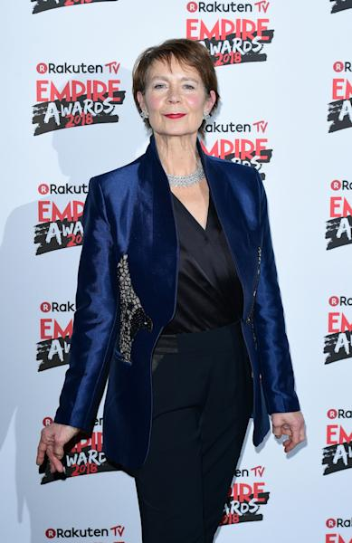 <p>Imrie has enjoyed a successful career on stage and screen.</p>