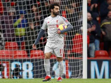 Mohamed Salah to miss Egypt's Africa Cup of Nations qualifiers due to persistent ankle niggle
