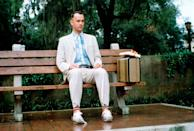 <p><strong><em>Forrest Gump</em></strong></p><p>While Forrest traveled a lot (he ran across the country a few times, ya kmow), young Forrest grew up in Greenbow, Alabama and went to the University of Alabama, before heading off to the Vietnam War.</p>