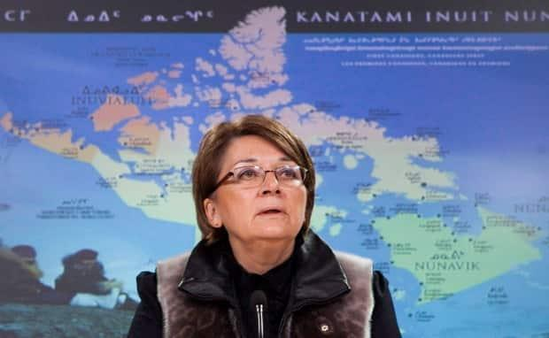 Inuit leader Mary Simon has been appointed to replace Julie Payette as Canada's Governor General. (Sean Kilpatrick/The Canadian Press - image credit)