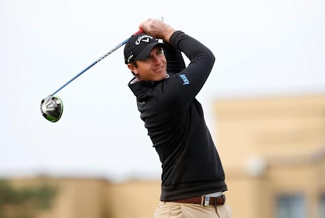 FILE PHOTO: Golf - European Tour - Alfred Dunhill Links Championship