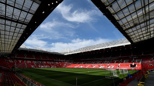 A spectator among Manchester United's home support is alleged to have been involved in a racist incident during the Liverpool draw.