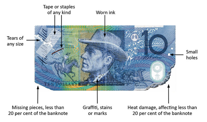 Do you have banknotes that look like this? Image: Getty