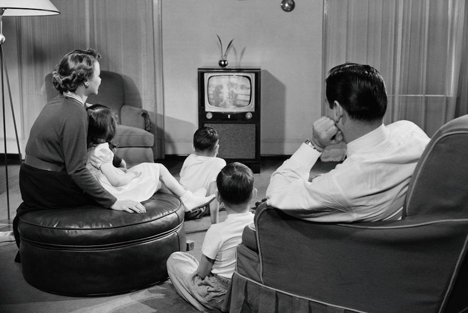 <p>On September 26, 1960, American citizens were able to witness the debate between John F. Kennedy and Richard M. Nixon for the first time.</p>
