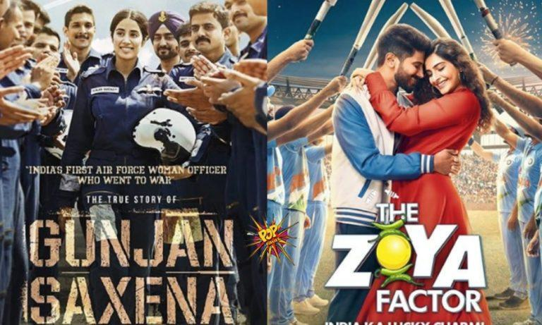 From Janhvi Kapoor SMASHING it As Gunjan Saxena To The EPIC Trailer Of The Zoya Factor, Here's Top News Of The Day!-min