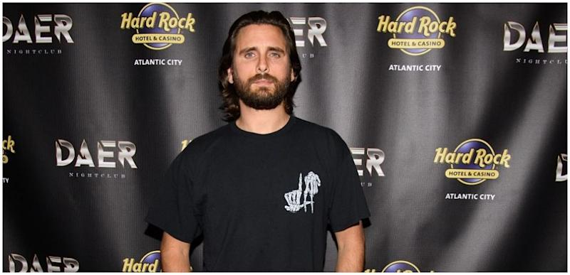 Scott Disick Shows Off New Haircut While Car Shopping With Kim