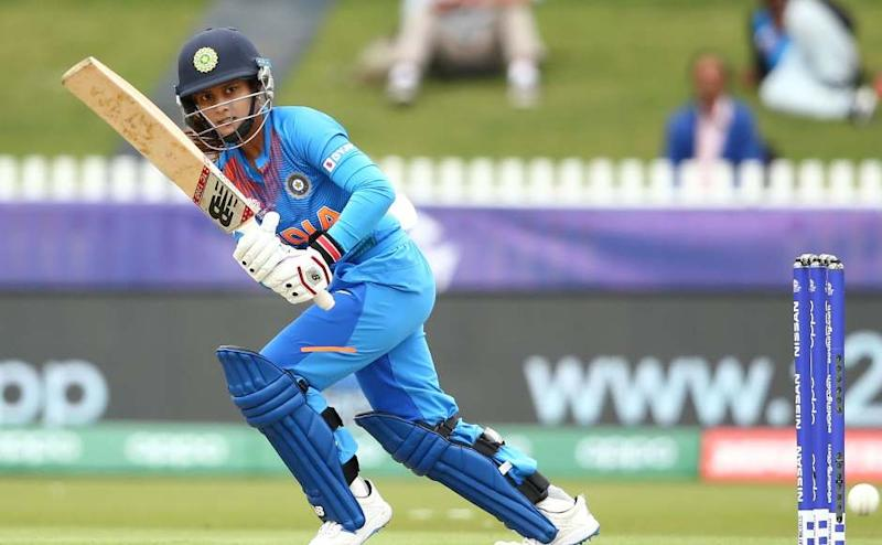 The Kiwis won the toss and put India to bat. Smriti Mandhana's disappointing form in the tournament continued after she was dismissed for 10, being clean bowled by Lea Tahuhu. ICC Media