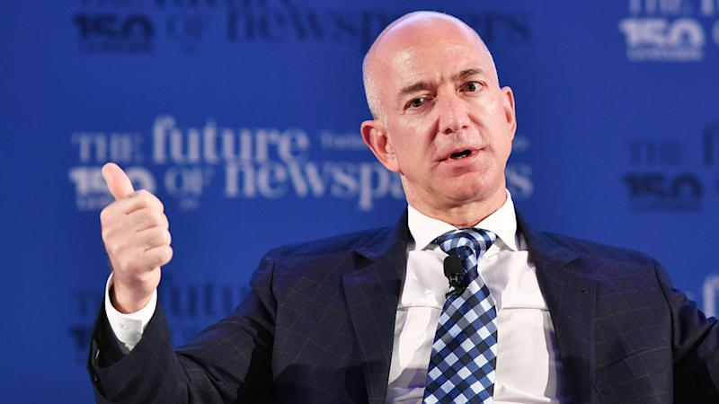 Amazon's Jeff Bezos creates $10 billion fund to fight climate change