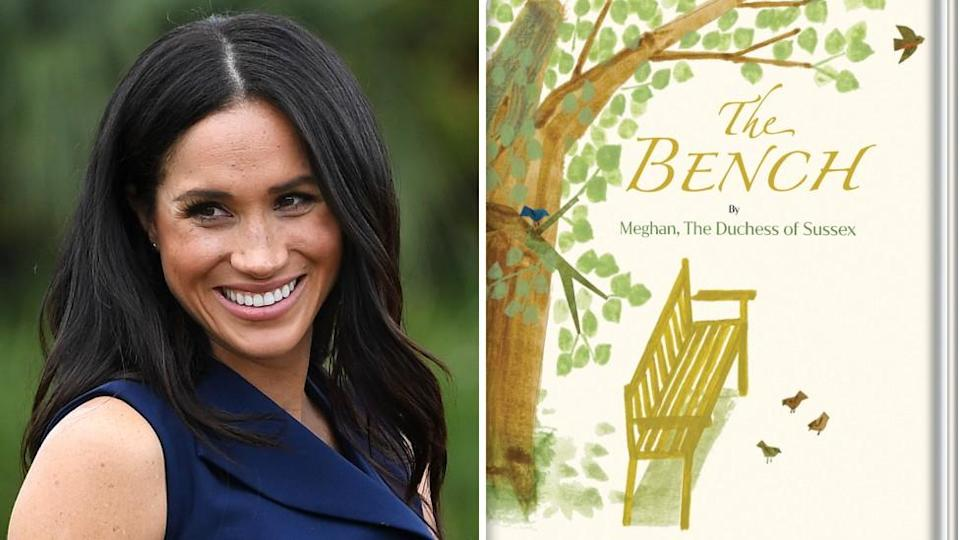 Meghan Markle and her book