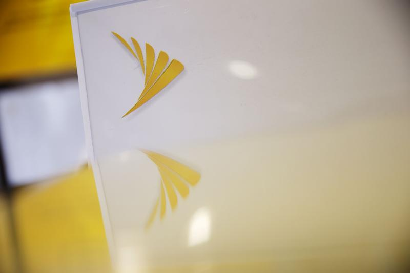 Inside A Sprint Corp. Store Ahead Of Earnings Figures