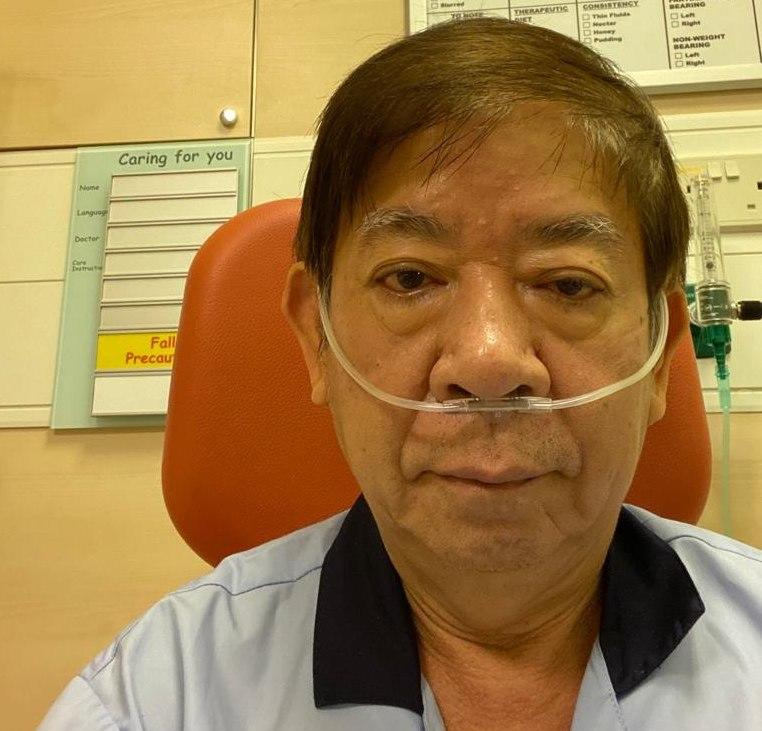 Outgoing Transport Minister Khaw Boon Wan, 67, has been diagnosed with dengue fever. PHOTO: Khaw Boon Wan Facebook page
