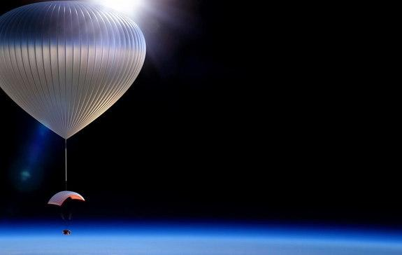 World View Launches Emblem Design Contest for Near-Space Balloon Trips