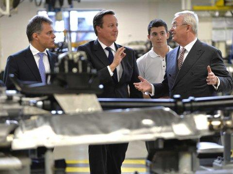 david cameron bentley suv