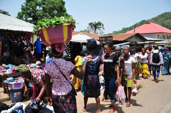 Sierra Leone is finally back on the tourist map (Tim Henshall)