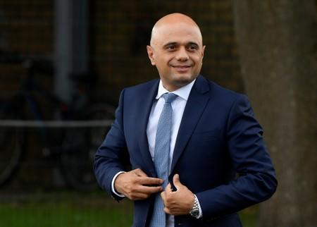 Javid says he has fantastic relationship with PM Johnson