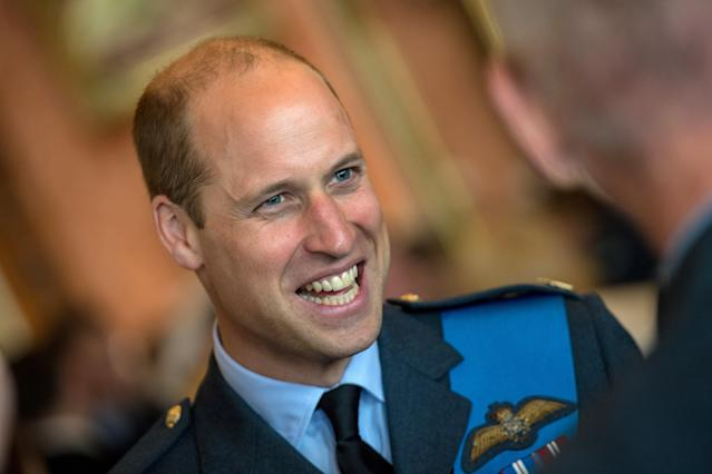 Prince William threw an <em>Out of Africa</em> party on his 21st birthday. (Photo: Getty Images)