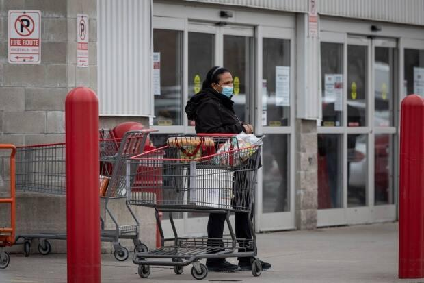 Throughout the weekend, the Ministry of Labour will be deploying about 100 inspectorsin Peel and Halton regions to ensure big box stores, warehouses and manufacturers are following the rules. (Evan Mitsui/CBC - image credit)