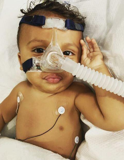 """""""Kaysen is a very special boy,"""" Bangel said. """"We've got 10 days to make it happen."""" (Photo: Courtesy of the Martin family)"""