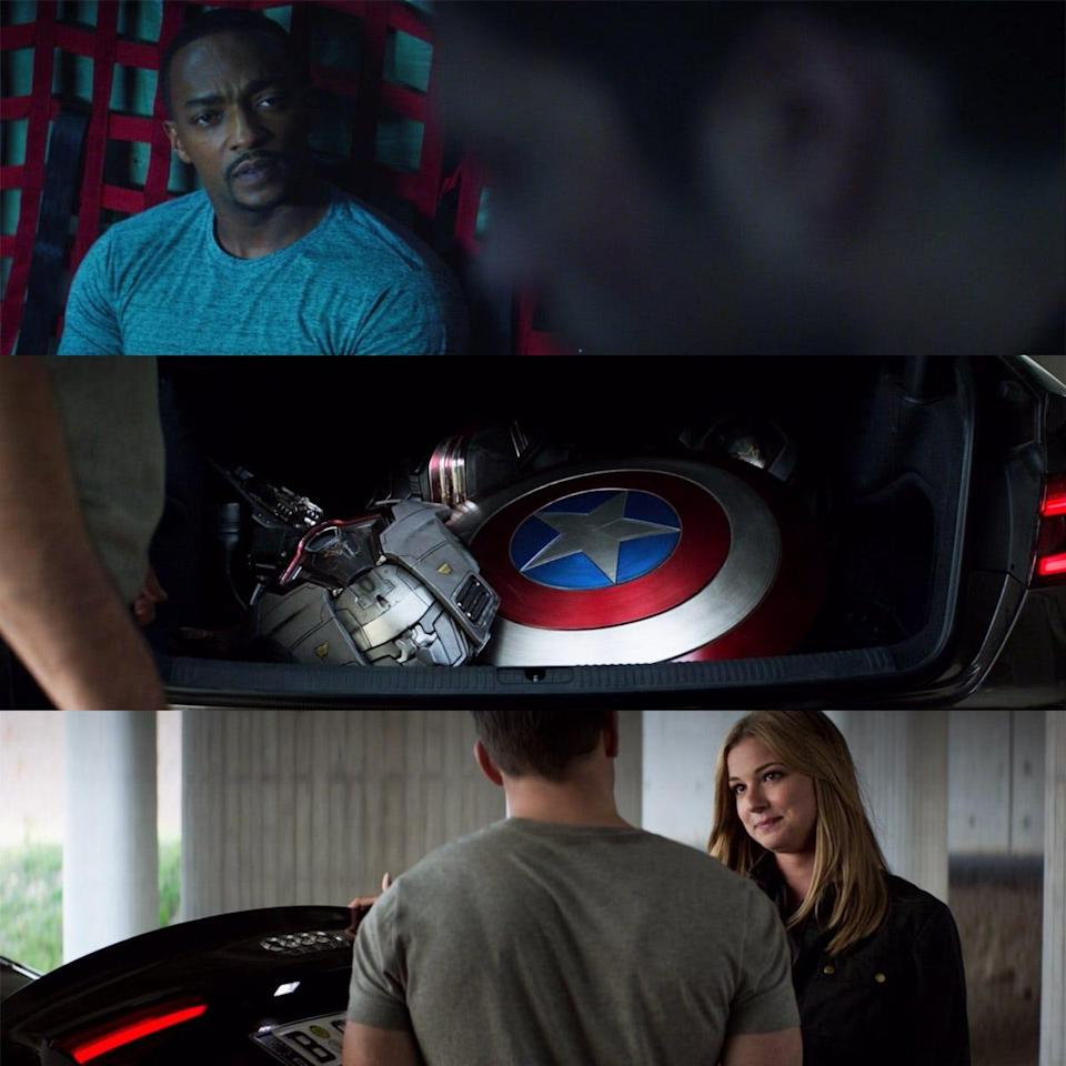 the falcon and the winter soldier 102 detail captain america civil war sharon carter reference