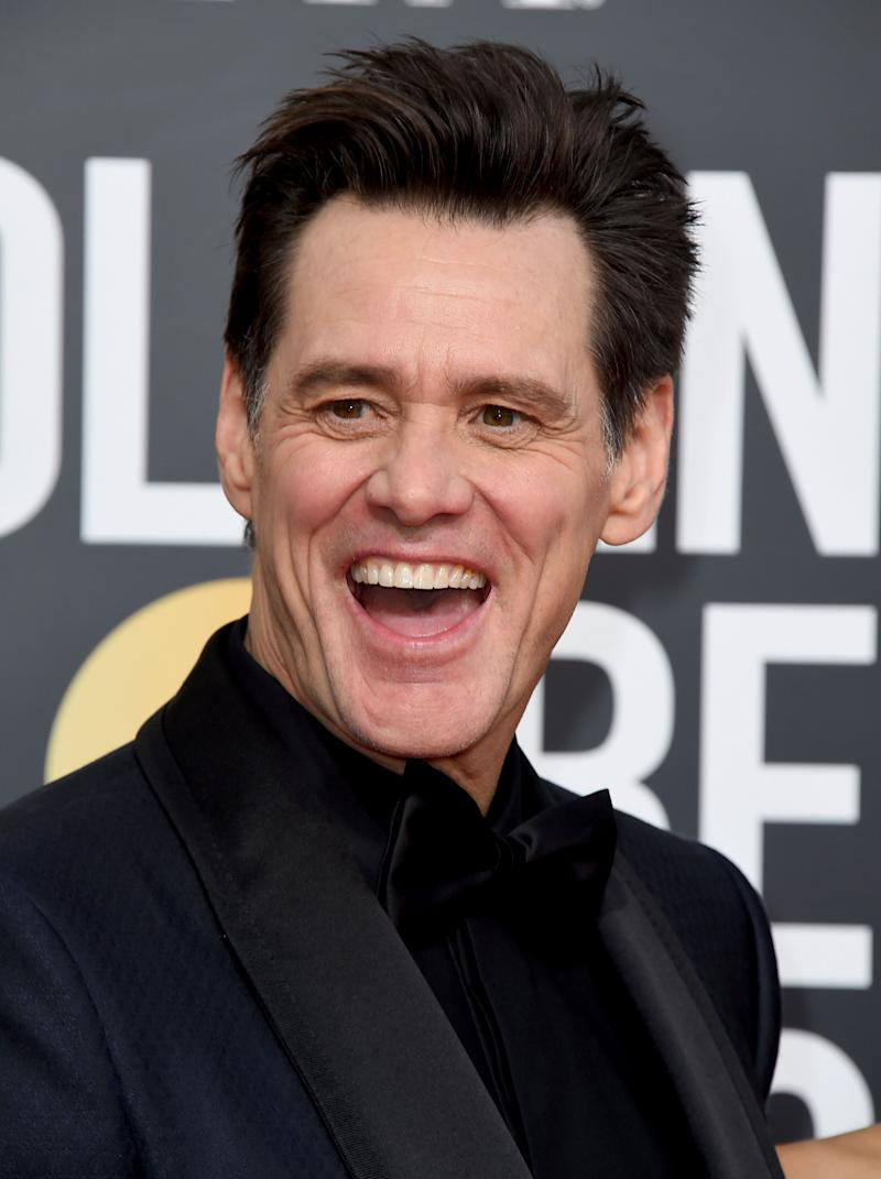 Jim Carrey was in his 20s when he auditioned for The Little Mermaid (Photo: Jordan Strauss/Invision/AP)