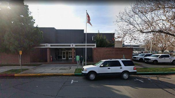 PHOTO: The Merced County Sheriff's Department in Merced, California. (Google Map Street View)