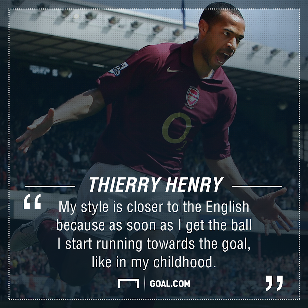 Thierry Henry English game PS