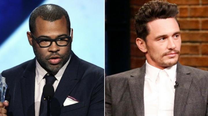 AP Uses Jordan Peele Photo While Tweeting About James Franco Misconduct Allegations