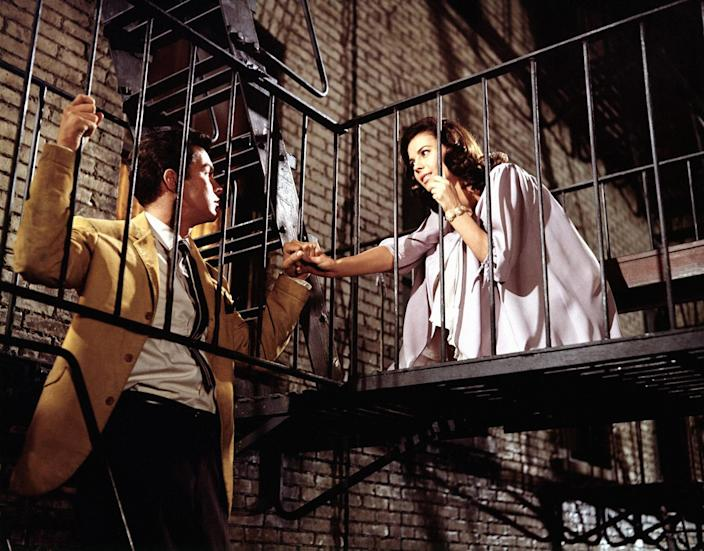 WEST SIDE STORY (Alamy stock)