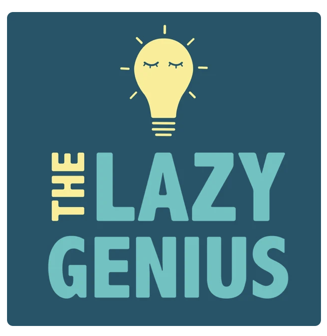 """<p>Whether you're having a hard time keeping it together or need a little kick in the pants, this podcast will help. Get advice on how to deal with little things like organizing your life or big stuff like navigating political differences or religion</p><p><a class=""""link rapid-noclick-resp"""" href=""""https://podcasts.apple.com/us/podcast/the-lazy-genius-podcast/id1111796513"""" rel=""""nofollow noopener"""" target=""""_blank"""" data-ylk=""""slk:LISTEN NOW"""">LISTEN NOW </a></p>"""