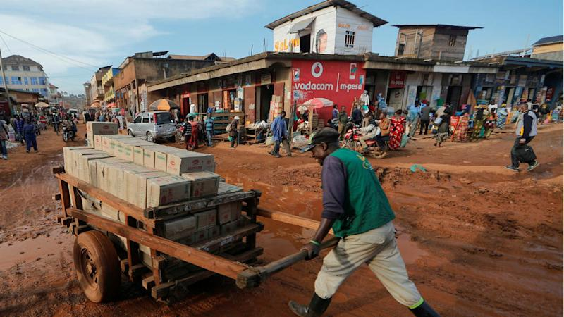 At least two killed in eastern DR Congo as protests continue