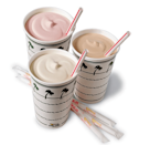 """<p><strong>Official Menu Description: """"</strong>Chocolate, strawberry or vanilla made with real ice cream."""" - <a href=""""https://www.in-n-out.com/"""" rel=""""nofollow noopener"""" target=""""_blank"""" data-ylk=""""slk:In-N-Out"""" class=""""link rapid-noclick-resp"""">In-N-Out </a></p><p><strong>Verdict:</strong> If you're not ordering off of a secret menu then you're doing fast food wrong. Made with all three different flavors normally available (chocolate, strawberry and vanilla) the Neapolitan shake is probably the best shake on the In-N-Out menu. It's a great start to hacking menus everywhere. The flavors (compared to others) might not live up to the hype that the California brand gives to tourist and locals alike. </p>"""