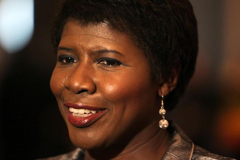 <p>Award-winning journalist Gwen Ifill died on Nov. 14, 2016 at 61 after a battle with cancer. Photo from Getty Images </p>
