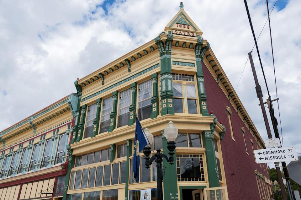 """<p>Philipsburg is <a href=""""http://www.philipsburgrotary.org/pburgguide"""" rel=""""nofollow noopener"""" target=""""_blank"""" data-ylk=""""slk:an artsy kind of town"""" class=""""link rapid-noclick-resp"""">an artsy kind of town</a>, with boutiques, galleries, and a historic opera house that dates back to 1890. It's also a friendly town — the motto at <a href=""""http://stuffnsuch.wix.com/antiques"""" rel=""""nofollow noopener"""" target=""""_blank"""" data-ylk=""""slk:Stuff & Such Antiques"""" class=""""link rapid-noclick-resp"""">Stuff & Such Antiques</a> is """"Browsers Welcome, Buyers Adored!"""" </p>"""
