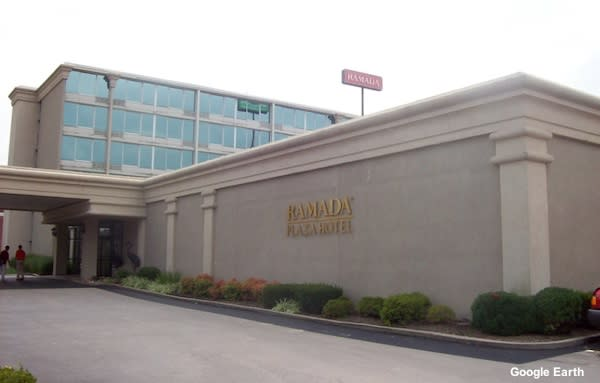 South Charleston Ramada hotel