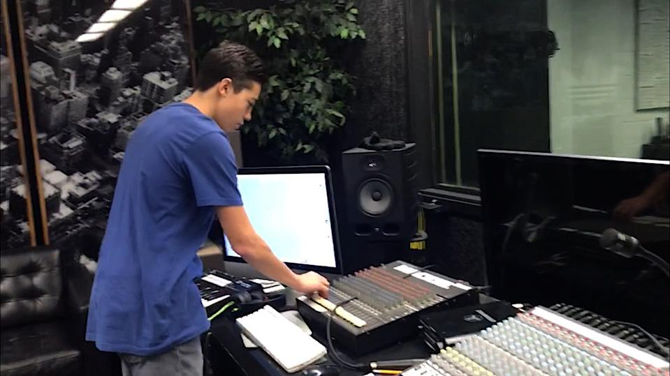 Karl Kilb IV, a 17-year-old New Yorker, will be attending The Clive Davis Institute of Recorded Music at NYU Tisch, where he will be studying music production entrepreneurship.